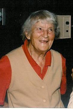 Agnes Baron 1985
