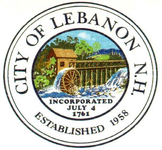Lebanon City Seal