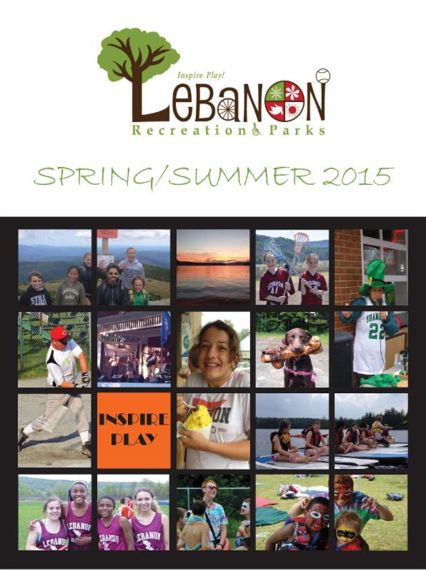 2015 Spring Summer Recreation Guide