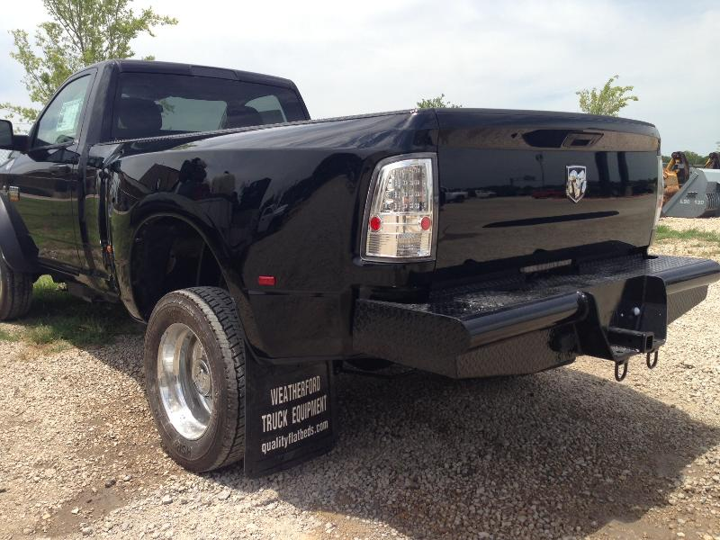 """Weatherford Truck Equipment """"Stretch Beds"""""""