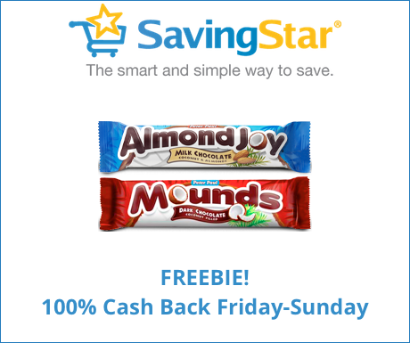 This Weeks SavingStar Friday Freebie
