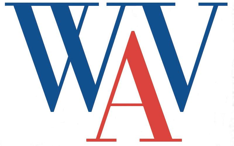 WAV 2 Inch Logo
