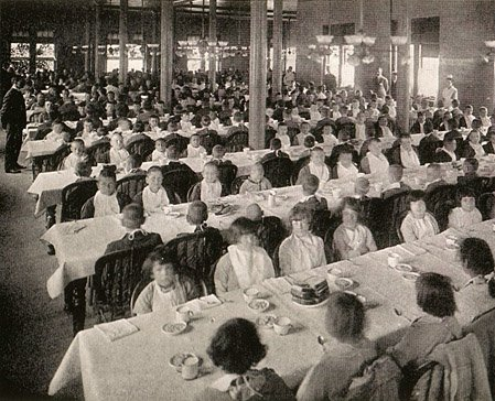 Pennhurst Dining Hall