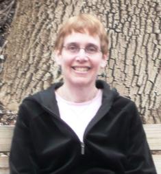 Volunteer Lenore Bushlin