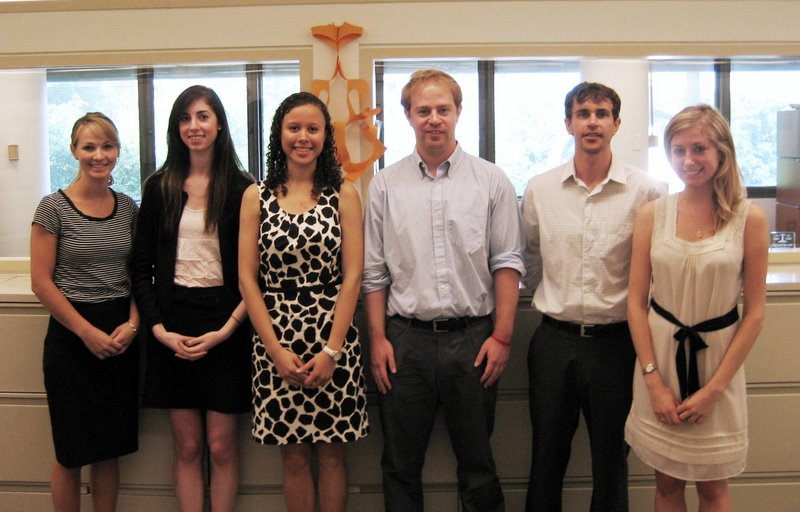 2011 Summer Interns