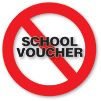 No School Vouchers