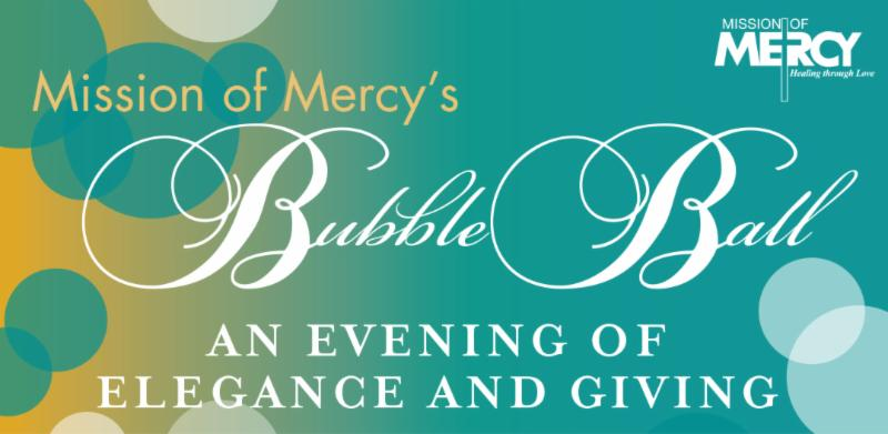 Mission of Mercy's Bubble Ball