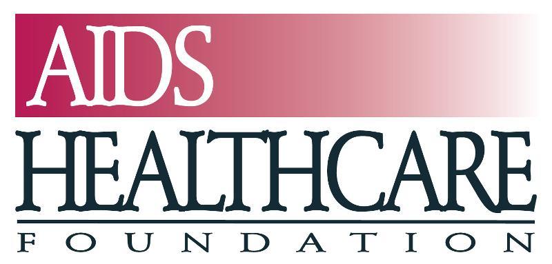 AIDS Hlthcare Fndtn logo