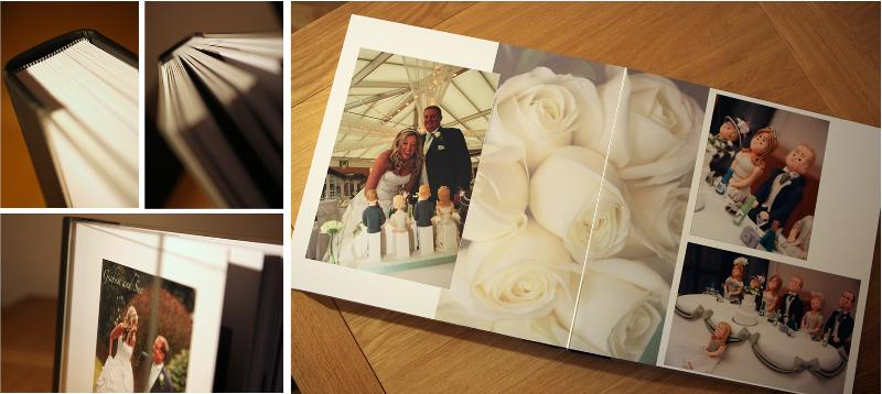 Wedding Album Photography from Phil Wareing