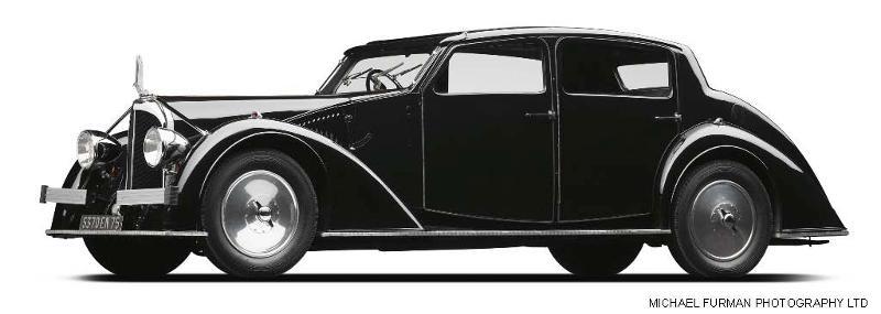 1936 C28 Clairiere Berline