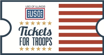USO Ticket Banner