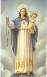 Sacred heart Mary