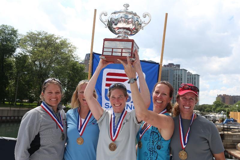 USWMRC Wilson trophy
