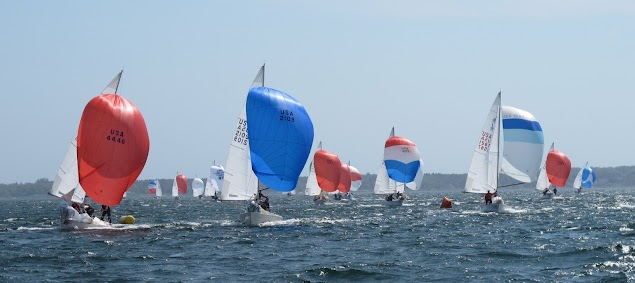 Fleet-Downwind