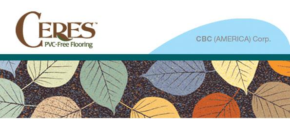 Ceres PVC-free flooring