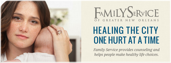 Family Service Facebook Campaign