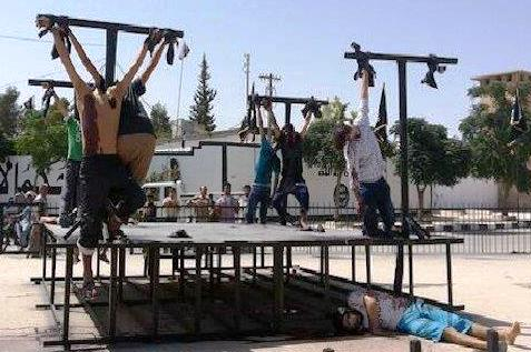 Jews Anguish As ISIS Murders Christians (Warning: Graphic Photo)