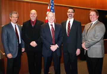 Ohio Deferred Compensation New Board Members