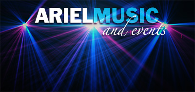 Ariel Music & Events logo