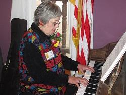 Jean Palmer piano