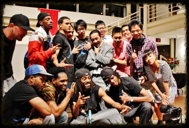 Hip Hop Heritage Crew