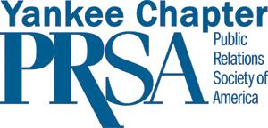 Yankee Chapter PRSA logo