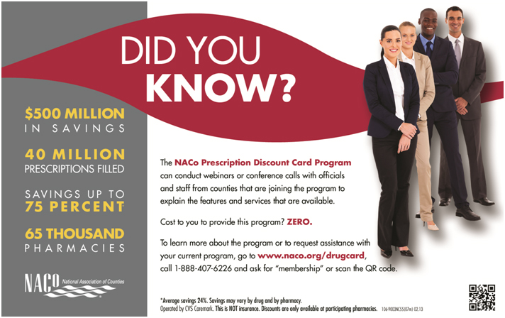 NACo Discount Drug Program