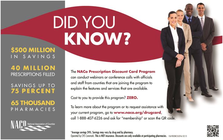 NACo Discount Drug Program