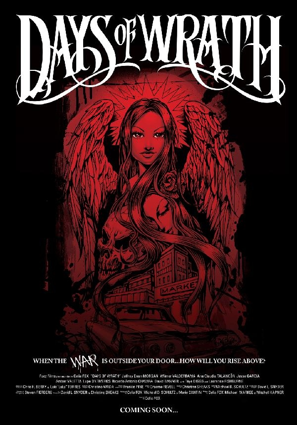 Days of Wrath Poster