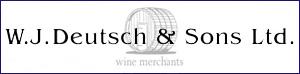 WJ Deutsch logo