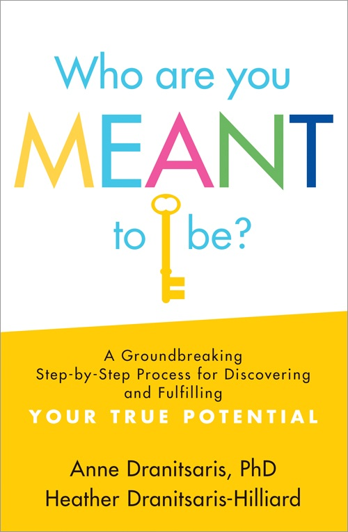 Who Are You Meant to Be? Book Coming January 8!