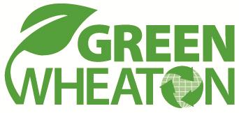 Green Wheaton Logo