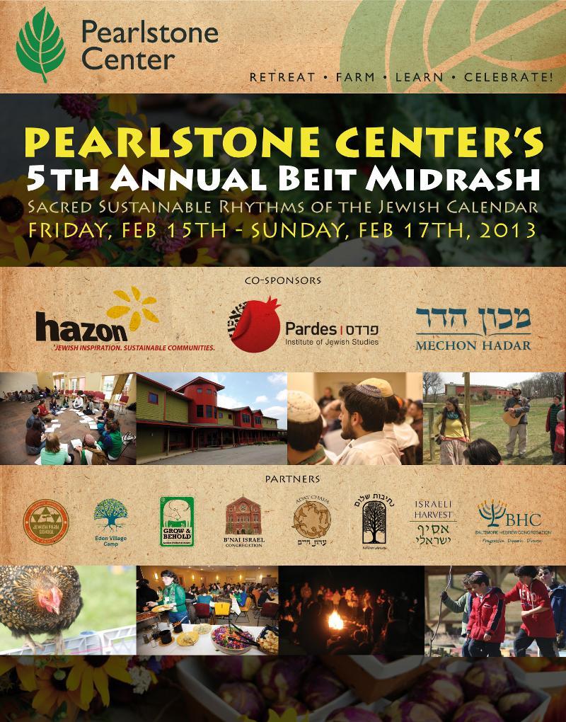 5th Annual Beit Midrash