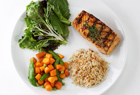 Healthy Meal Portions