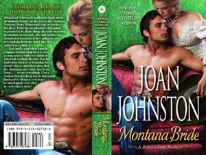 Montana Bride cover flat
