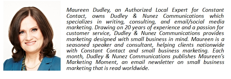 Maureen Dudley photo and speaking bio