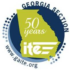 GA ITE 50th Year Logo