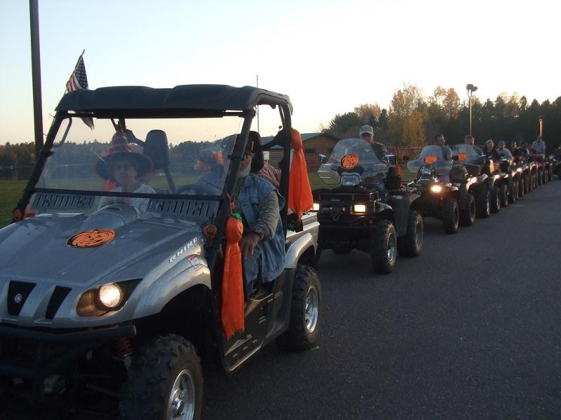Pumpkin Run Parade