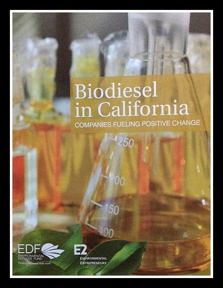 Biodiesel in CA brochure