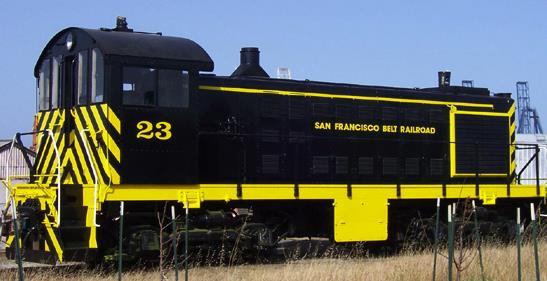 SFBR Train