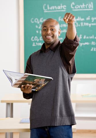 Dreamstime - Male Teacher