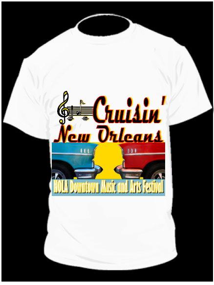 Cruisin New Orleans T-Shirt