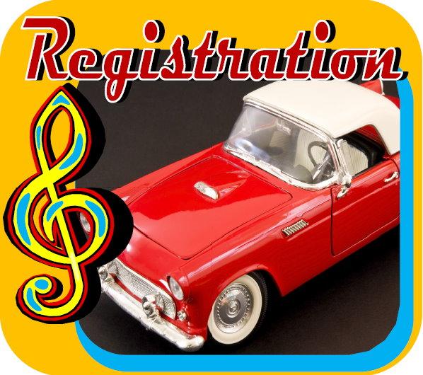 Cruisin New Orleans Regisration