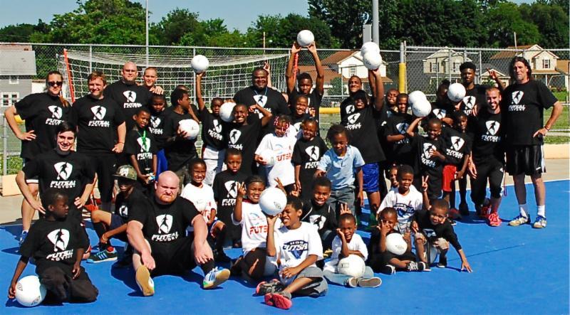 Lane Field Futsal Camp #1
