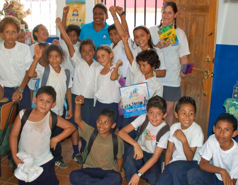 Escuela Playa Grande