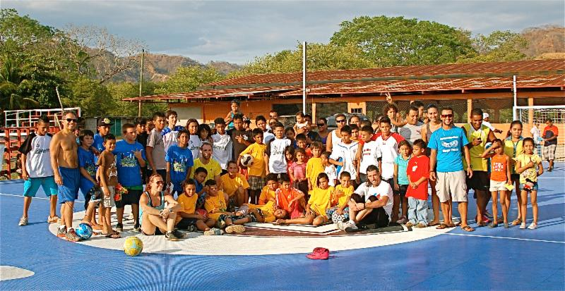 Costa Rica Huacas Futsal Court