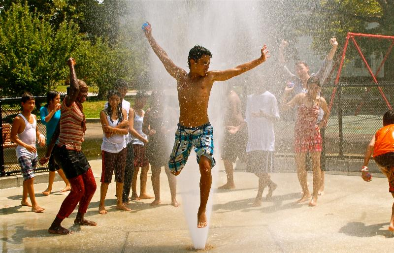 WSEM Fountain Day