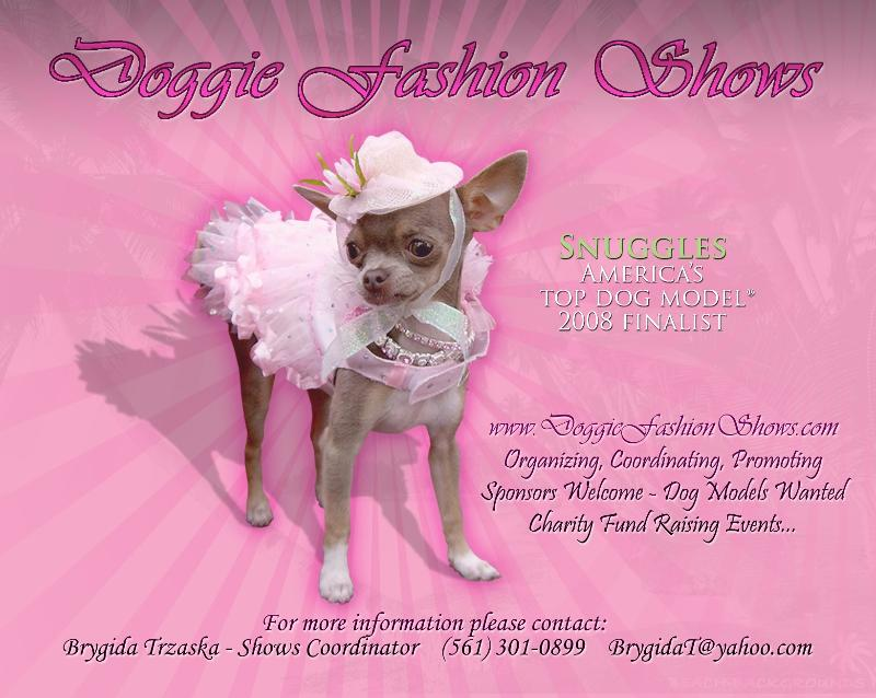 Doggie Fashion Show Logo