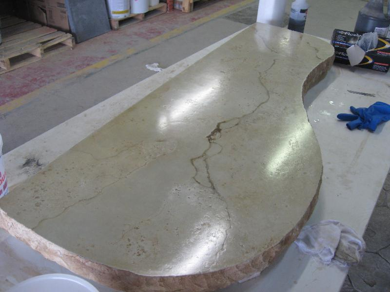 Surecrete Xtreme Countertop : ... class, there are many applications for the Surecrete products ? BDC
