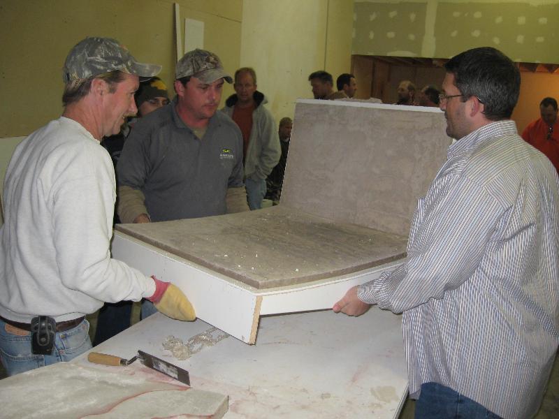 Surecrete Xtreme Countertop : Decorative Concrete Training Surecrete Precast Countertop & GFRC ...